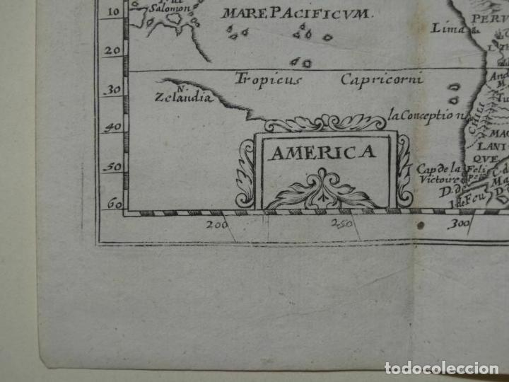 Arte: Mapa de América del norte, centro y sur, 1690. Pierre Du Val - Foto 8 - 233579310
