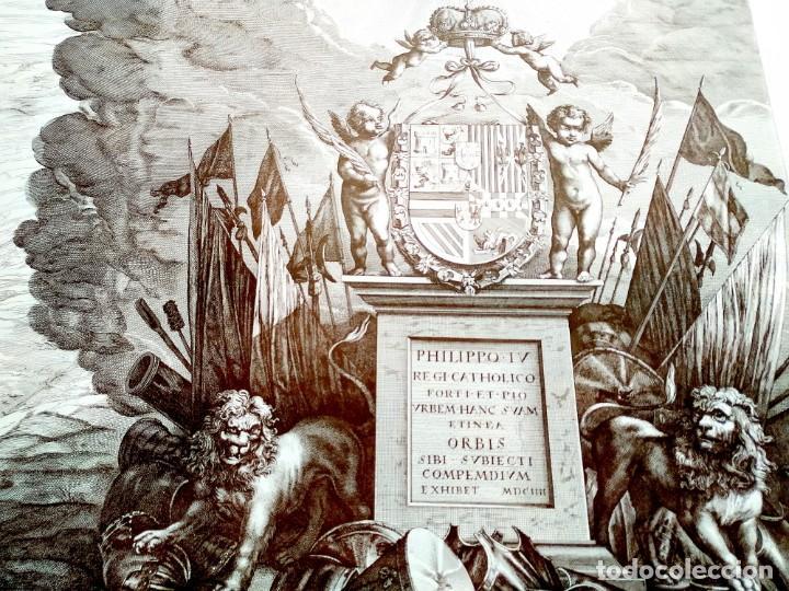Arte: PLANO TEIXEIRA MADRID (1656) - EDICIÓN FACSÍMIL GIGANTE - 59 X 48 CMS POR PLANCHA - Foto 8 - 237712980