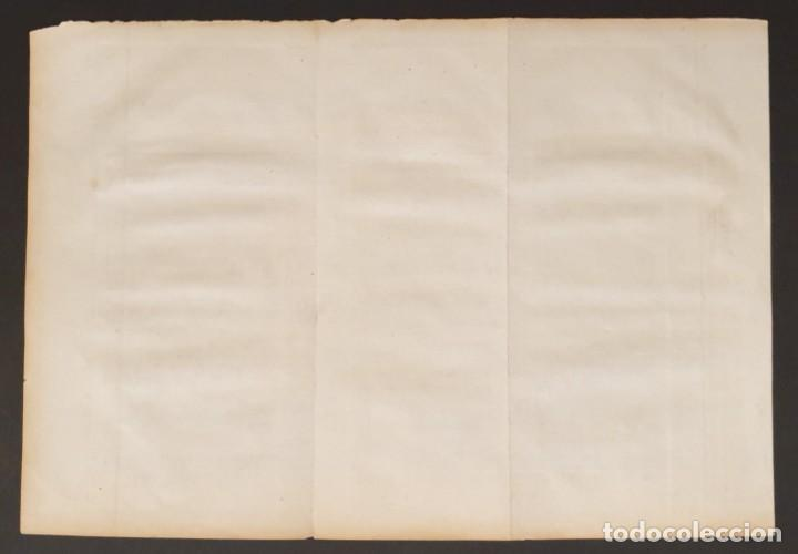 Arte: 1760 - Mapa original Pacífico, Australia, California, Filipinas, China... A.F.Prevost/N.Bellin - Foto 6 - 240791225