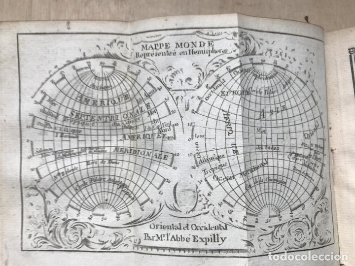 Arte: Le géographe manuel..., 1774. Expilly/Bauche. Mapas desplegables - Foto 7 - 245286520