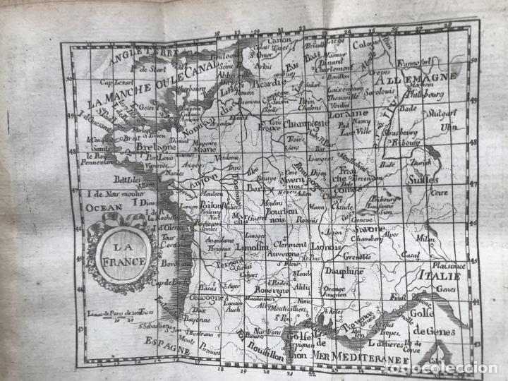 Arte: Le géographe manuel..., 1774. Expilly/Bauche. Mapas desplegables - Foto 8 - 245286520