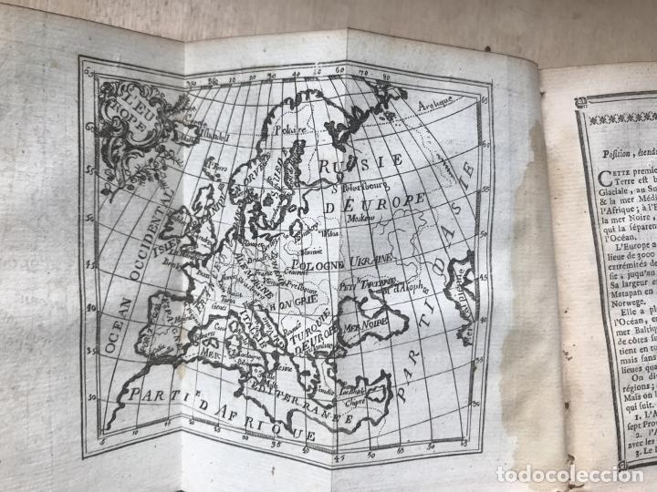 Arte: Le géographe manuel..., 1774. Expilly/Bauche. Mapas desplegables - Foto 9 - 245286520