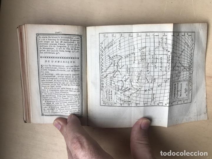 Arte: Le géographe manuel..., 1774. Expilly/Bauche. Mapas desplegables - Foto 12 - 245286520