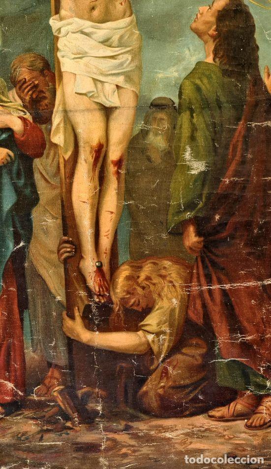 Arte: Cristo agoniza en la cruz - Foto 4 - 256017695