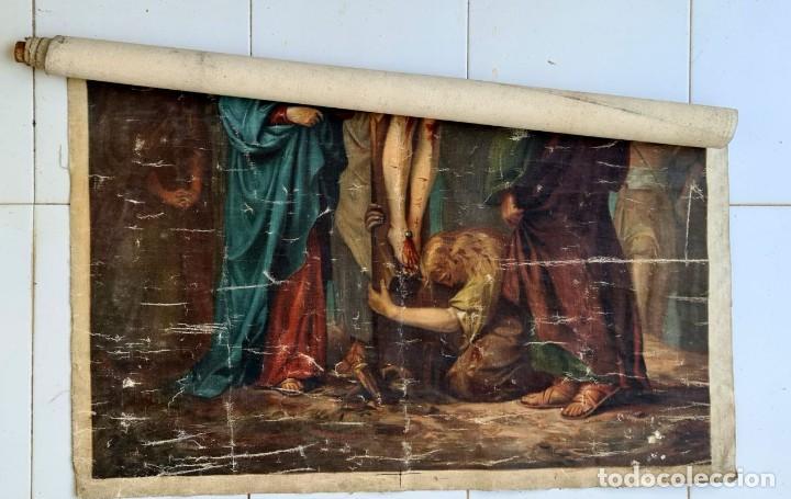 Arte: Cristo agoniza en la cruz - Foto 7 - 256017695