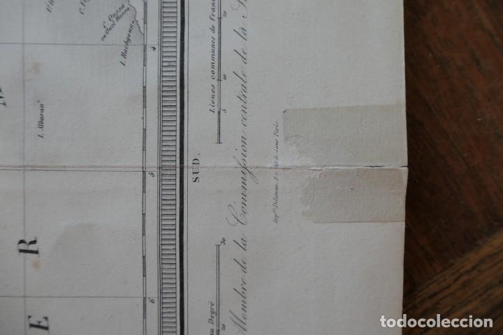 Arte: GRABADO ESPAGNE & PORTUGAL - AMBROISE TARDIEU - 1830/40- 51 X 41 CM - Foto 10 - 270900183