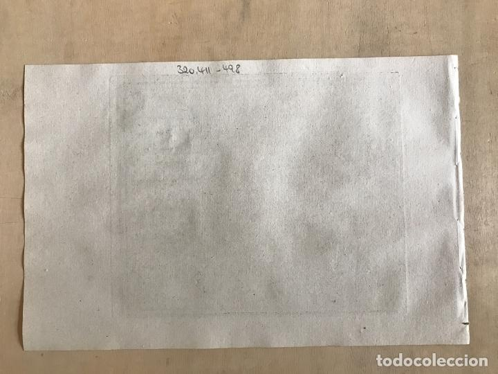 Arte: Mapa de Cáceres y Badajoz e inmediaciones (Extremadura, España), 1789. Reilly - Foto 9 - 287923918