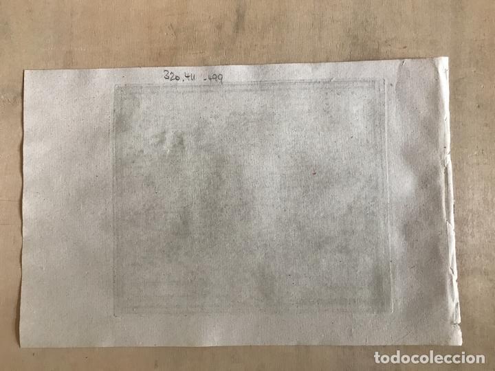 Arte: Mapa del norte de Cáceres e inmediaciones (Extremadura, España), 1789. Reilly - Foto 9 - 287927393