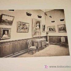 Arte: ANTIGUO CATALOGO DE 1912 DE EXPOSICIONES DE LA SALA PHILIPON ET CIE. PARIS - BUENOS AIRES - LAVALLE . Lote 27346487