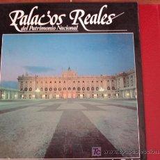 Arte: PALACIOS REALES DEL PATRIMONIO NACIONAL - MONARQUIA - AUTORES : RAFAEL SÁNCHEZ, Mª TERESA RUIZ-ALCÓN. Lote 27442134