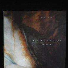 Arte: CASTILLA Y LEON RESTAURA. 1984 1995, JUNTA CASTILLA LEON.PAG. 230. Lote 27441933