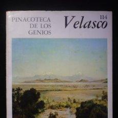 Arte: VELASCO. PINACOTECA DE LOS GENIOS. CODEX. 114. Lote 10269085