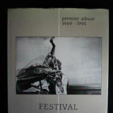 Arte: FESTIVAL DE SAIN DENIS. PREMIER ALBUM 1969-1993. . Lote 24015227