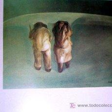 Arte: ALFONSO SUCASAS. CATÁLOGO DE LA EXPO GALERÍA KREISLER.MADRID 1975. ENVIO CORREO CERTIFICAD INCLUIDOS. Lote 25460867
