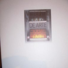 Arte: VIII BIENAL NACIONAL DE ARTE CIUDAD DE OVIEDO. PINTURA. 1998. Lote 17561413