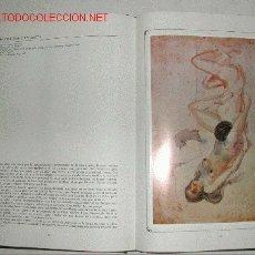 Arte: MUSEO PICASSO. ORGAZ 1979. Lote 26454802