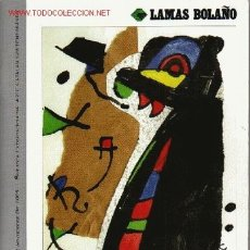 Arte: LAMAS BOLAÑO Nº 83. SUBASTA NOVIEMBRE 2005.CATALOGO DE ARTE. Lote 48305061