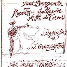Arte: CATALOGO DE PINTURA AÑO 1979 PINTOR J. GRAU SANTOS. Lote 10498530