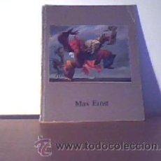 Arte: MAX ERNST;FUNDACIÓN JUAN MARCH 1986. Lote 24295253