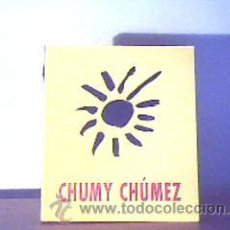 Arte: CHUMI CHÚMEZ;GUIJARRO 1999. Lote 24295271