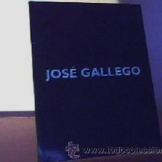 Arte: JOSÉ GALLEGO;C.O.DE ARQUITECTOS DE CANTABRIA 2000;¡NUEVO!. Lote 24295280