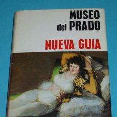 Arte: NUEVA GUIA DEL MUSEO DEL PRADO. OVIDIO-CESAR PAREDES HERRERA. 1979. Lote 14347615