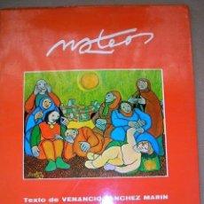 Arte: FRANCISCO MARTEOS.. MONOGRAFÍA. PANORAMA DE LA PINTURA CONTEMPORÁNEA. MADRID. 1972 / 73.. Lote 26265437