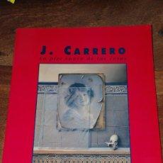 Arte: CATALOGO DEL PINTOR J. CARRERO. 1995. Lote 25140883