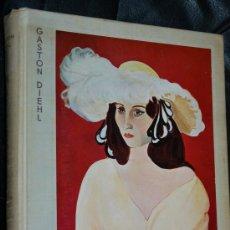 Arte: HENRI MATISSE GASTON DIEHL EDITIONS PIERRE TISNÉ 1954. Lote 15769706