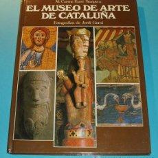 Arte: EL MUSEO DE ARTE DE CATALUÑA. M. CARMEN FARRE SANPERA. Lote 27185007