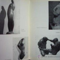 Arte: CATÁLOGO DE LA EXPOSICIÓN NACIONAL DE BELLAS ARTES 1966. . Lote 17441602