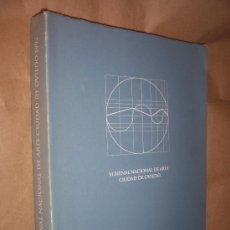 Arte: VI BIENAL NACIONAL DE ARTE CIUDAD DE OVIEDO / ARTE CONTEMPORANEO EN ASTURIAS , 1992. Lote 25489115