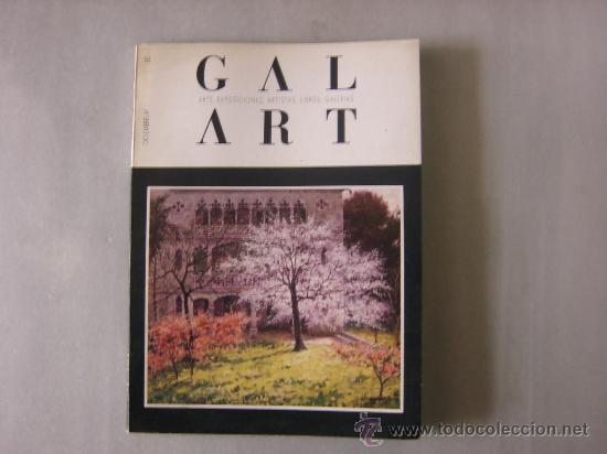 REVISTA GALART - DICIEMBRE 1991. (Arte - Catálogos)