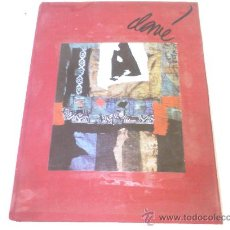 Arte: CATALOGO ANTONI CLAVE TAPISSERIES ASEMBLAGES - SALA GASPAR BARCELONA 1968. Lote 22590423