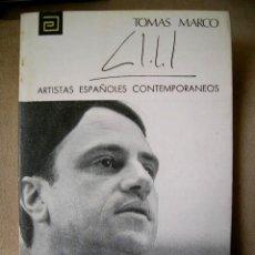 Arte: CRISTOBAL HALFFTER. MÚSICO COMPOSITOR.MONOGRAFÍA:.FOTOS.B/N.MED:17X11.ARTISTAS ESPAÑA CONTEMPO. Lote 26942860