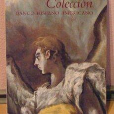 Arte: COLECCION BANCO HISPANO AMERICANO - 1991. Lote 27587777
