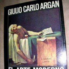 Arte: EL ARTE MODERNO.1770-1970.PGN.320.MAS DE 700 REPRODUCCIONES.LA PINTURA.VER FOTOS.DETALLES.ENVIO PAGO. Lote 27550099