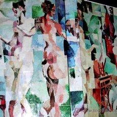 Arte: EL CUBISMO. TOMO 19.PGN 207.EDC.AGULAR.1969. COLOR:168 REPRCC DE.CUADROS.VER FOTOS Y DETALLES. Lote 27526182