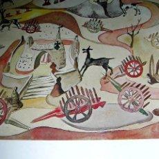 Arte: ORIGENES DE LA VANGUARDIA ESPAÑOLA 1920-1936. IMPORTANTE CATÁLOGO 126 PGN. CON 23 PINTORES.VER FOTOS. Lote 27485806