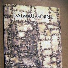 Arte: CATALOGO DALMAU-GORRITZ. Lote 27246240
