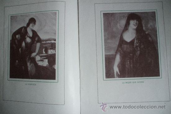 Arte: GUSTAVO DE MAEZTU - 1914 - Galerias Dalmau - Foto 3 - 25366727