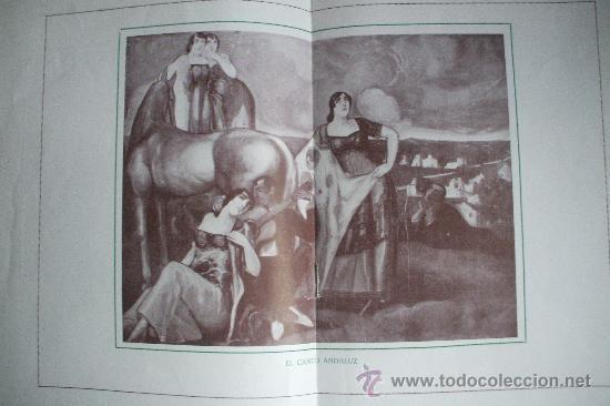 Arte: GUSTAVO DE MAEZTU - 1914 - Galerias Dalmau - Foto 5 - 25366727