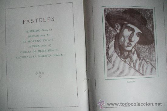 Arte: GUSTAVO DE MAEZTU - 1914 - Galerias Dalmau - Foto 8 - 25366727