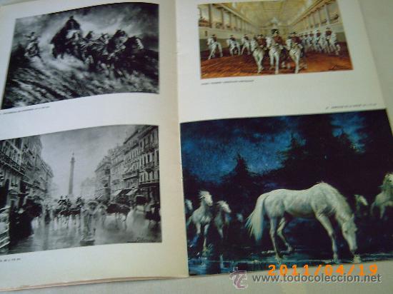 Arte: CATALOGO EXPOSICION DE PALMERO - GALERIAS AUGUSTA AÑO 1968 - BARCELONA - Foto 4 - 26379972