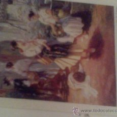Arte: CATALOGO MOMPO ROCA PINTOR DE JATIVA VALENCIA. Lote 28193741