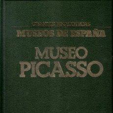 Arte - MUSEO PICASSO - GRANDES PINACOTECAS - MUSEOS DE ESPAÑA - EDICIONES ORGAZ,S.A. - 28412394
