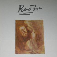 Arte: RODIN.. Lote 28381460