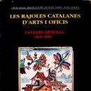 Arte: CATALOGO MUY COMPLETO DE LOS AZULEJOS CATALANES DE ARTES Y OFICIOS. Lote 114499795