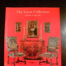 Arte: THE LUCAS COLLECTION - 27 MAY 1999 -CHISTIE'S LONDON. Lote 29636857