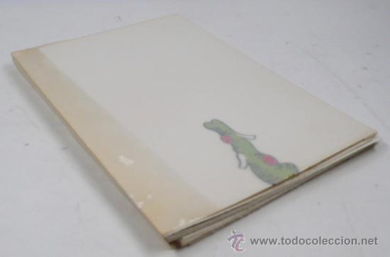 Arte: Joan Brossa. STRIP-TEASE. Tiraje A, de solo 22 ejemplares para el Autor. Año 1982 - Foto 2 - 30077421